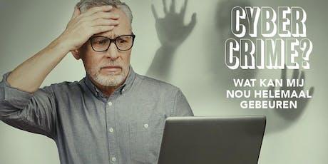 Promotiedagen 5 en 6 november:  bijeenkomst Cybersecurity in het MKB tickets