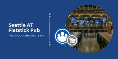 Network After Work Seattle at Flatstick Pub