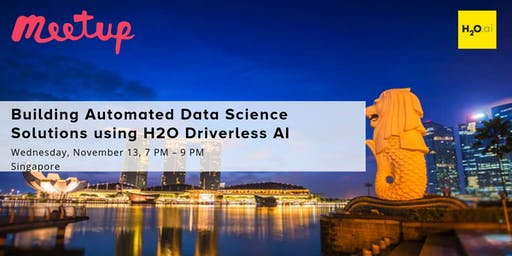 Building Automated Data Science Solutions using H2O Driverless AI