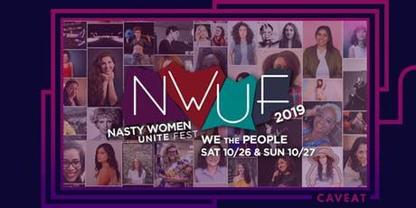 NWUF19: We The People –ACTION tickets