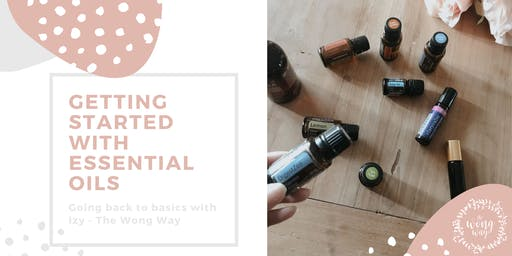 Getting Started with Essential Oil