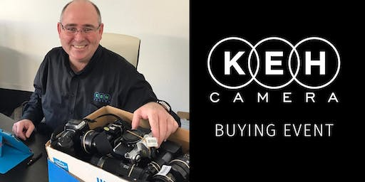 KEH Camera at Elmhurst Photo Boutique- Buying Event