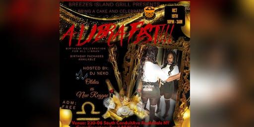 LADIES NIGHT Libra Fest