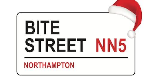 Bite Street Christmas Party, Friday Dec 20