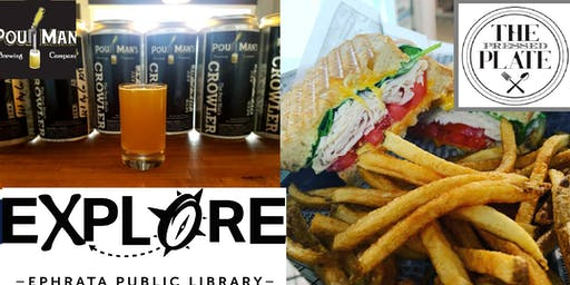 Ephrata Public Library ExtraGive After Party at Pressed Plate
