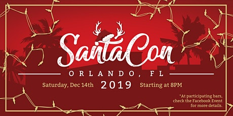 SantaCon Orlando 2019 tickets