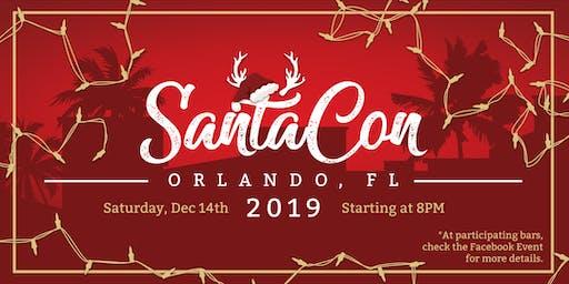 SantaCon Orlando 2019