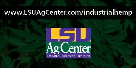 LSU AgCenter Industrial Hemp Informational Meeting_AGCENTER EMPLOYEE REG