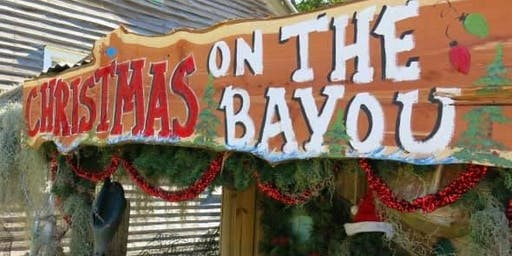 Christmas on the Bayou Shopping Spectacular 2019