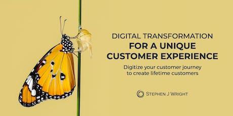 Digitize Your Customer Journey // One-Day Workshop tickets