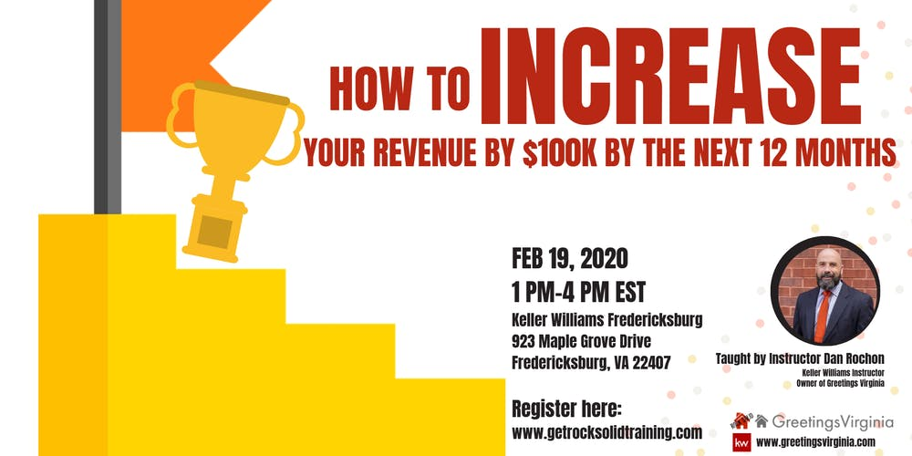 Fredericksburg Events February 2020.How To Increase Your Revenue By 100k By The Next 12 Months