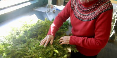 Holiday Wreath-Making Workshop