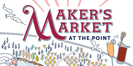 Makers Market at The Point tickets