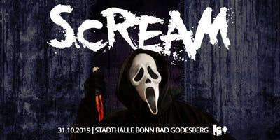 SCREAM 16+ Halloween // Stadthalle Bad Godesberg