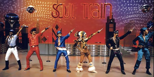 El Rocko Presents.. SOUL TRAIN HALLOWEEN featuring Soap.
