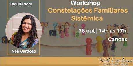 Workshop Constelação ingressos
