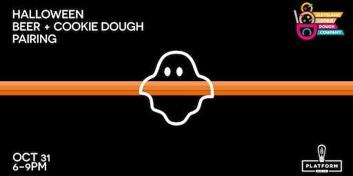 CLE Cookie Dough x Platform Halloween Pairing