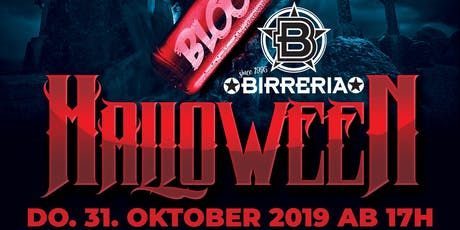 Halloween Birreria Tickets