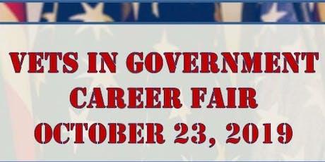Veterans in Government Career Fair (JOB SEEKER ONLY) tickets