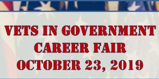 Veterans in Government Career Fair (JOB SEEKER ONLY)