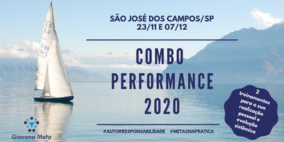 COMBO PERFORMANCE 2020 - PREPARE-SE PARA VIVER O MELHOR PARA SUA VIDA!