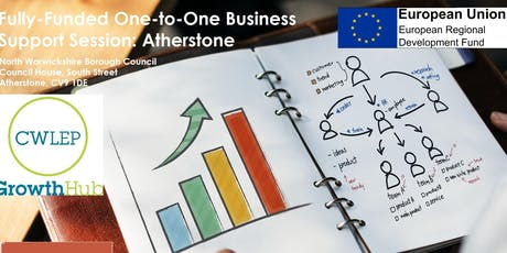 One to One business Support: Atherstone tickets