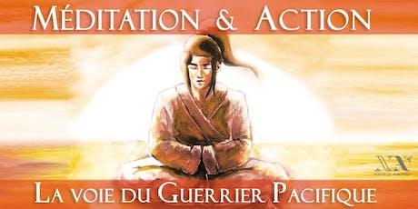 Méditation et Action : Atelier de philosophie pratique billets