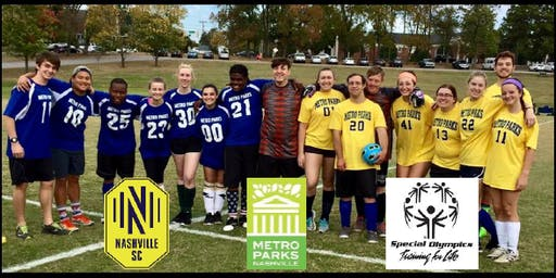 MPDSL hosts Special Olympics Soccer Clinic supported by Nashville SC