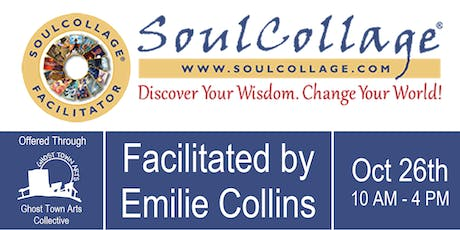 SoulCollage Workshop with Emilie Collins tickets