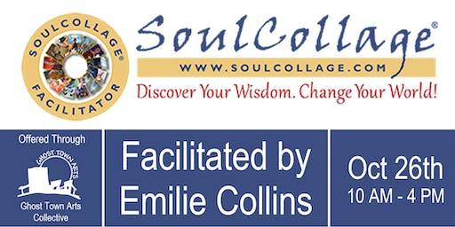 SoulCollage Workshop with Emilie Collins
