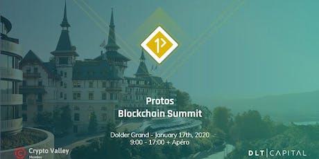 Protos Blockchain Summit by Protos Asset Management GmbH & DLT Capital GmbH Tickets