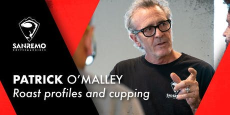 Patrick O'Malley: Roast profiles and cupping biglietti