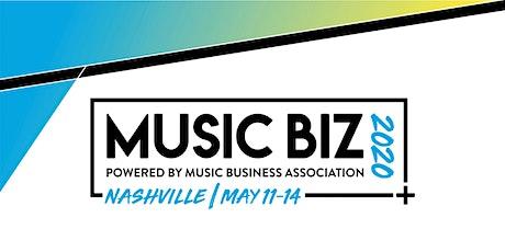 Music Biz 2020 tickets