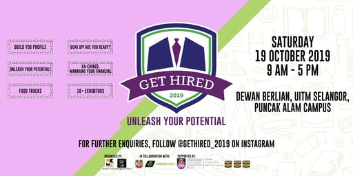 GET HIRED 2019