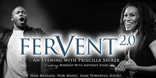 An Evening With Priscilla Shirer Ft. Anthony Evans - Food For The Hungry Volunteers - Knoxville, TN