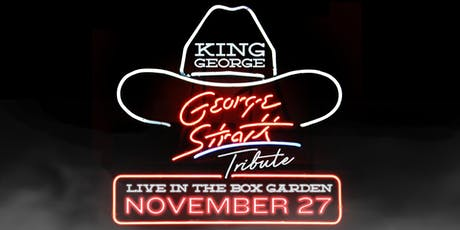 Be Thankful for King George: George Straight Tribute Band tickets