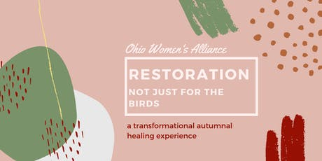 Restoration: An Transformational Autumnal Healing Experience tickets
