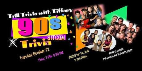90's Sitcom Trivia tickets
