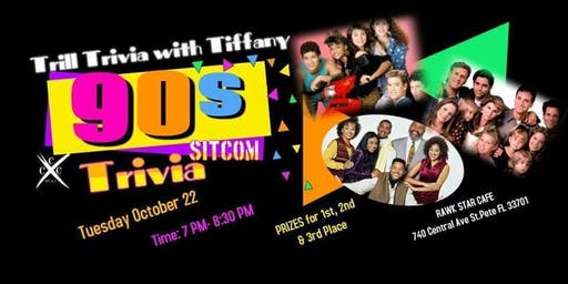 90's Sitcom Trivia