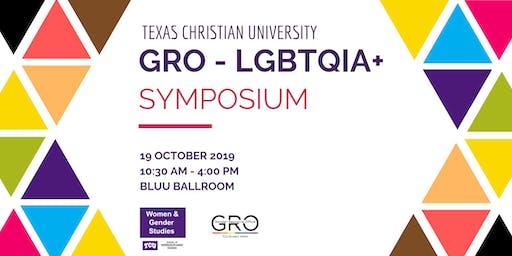 GRO - LGBTQIA+  Symposium 2019