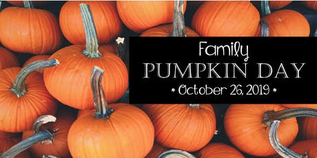 Family PUMPKIN DAY tickets