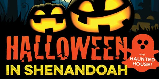 Halloween in Shenandoah
