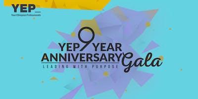 YEP Nine Year Anniversary Celebration - Leading with Purpose