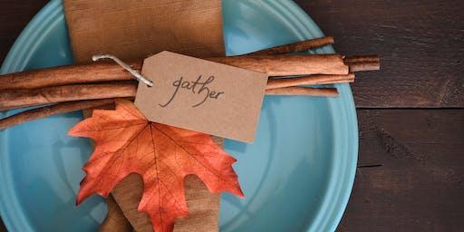 Thanksgiving Fare