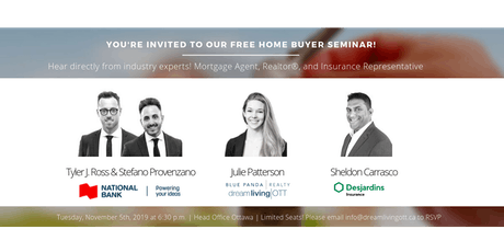 Free Home Buyer Seminar! tickets