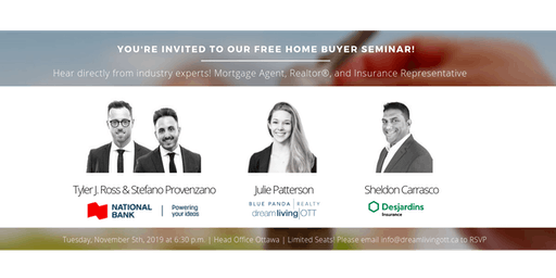 Free Home Buyer Seminar!