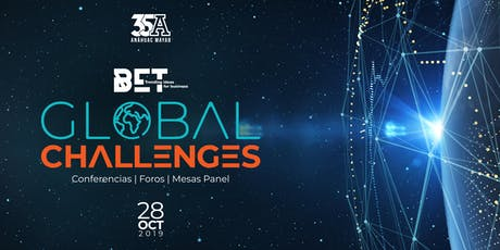 Congreso BET - Global Challenges boletos