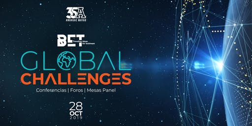 Congreso BET - Global Challenges