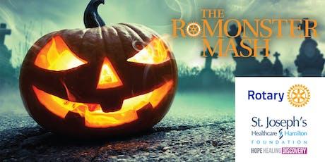 RoMonster Mash 2019 - Halloween Dinner & Dance tickets
