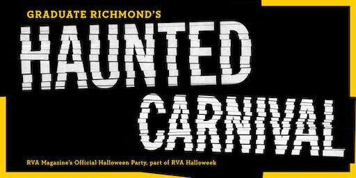 Haunted Carnival Rooftop Party - RVA Mag Halloweek